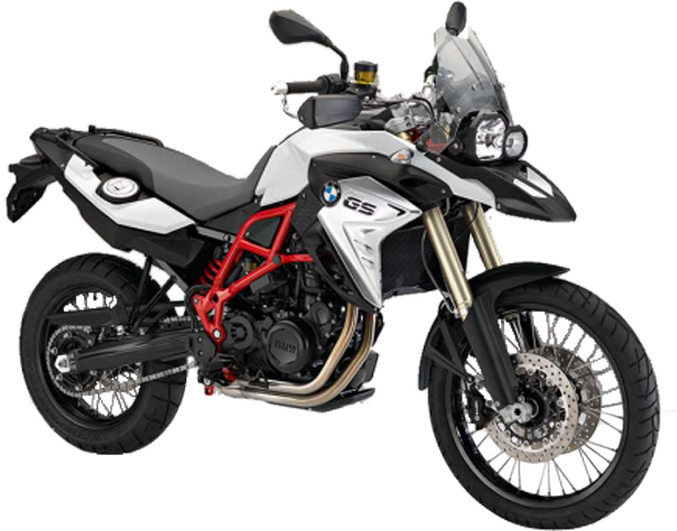 Rent your BMW F800-GS from Promotoracing.com in South Tyrol between Merano and Bolzano